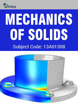 Important Questions for MECHANICS OF SOLID