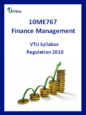 Finance Management - Syllabus