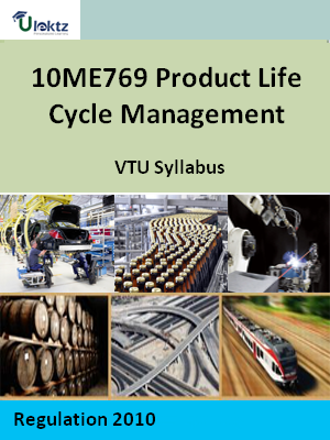 Product Life Cycle Management - Syllabus
