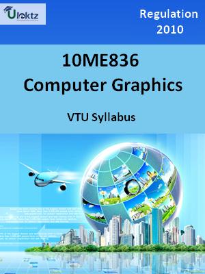 Computer Graphics - Syllabus