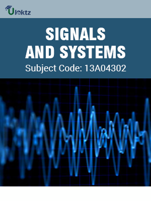 Important Question for SIGNALS-SYSTEMS