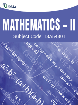 Important Question for Mathematics-II
