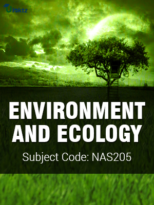 Important Question for ENVIRONMENT AND ECOLOGY