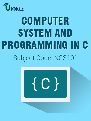 Important Question for COMPUTER SYSTEM AND PROGRAMMING IN C