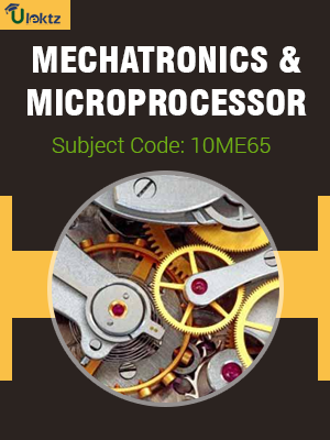 Important Question for Mechatronics and Microprocessor