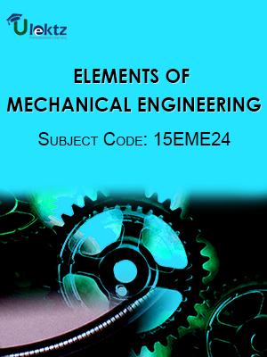 Important Question for ELEMENTS OF MECHANICAL ENGINEERING