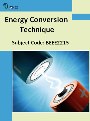 Important Question for Energy Conversion Technique