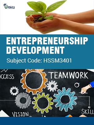 Important Question for Entrepreneurship Development