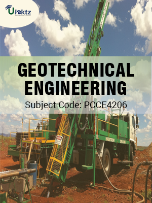 Important Question for Geo Technical Engineering