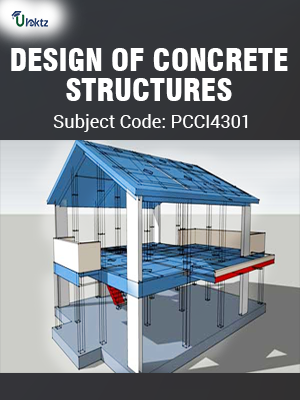 Important Question for Design of Concrete Structures
