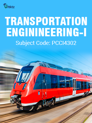 Important Question for Transportation Engineering- I
