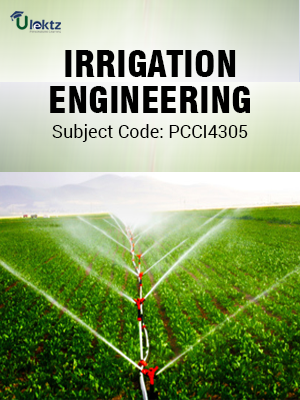Important Question for Irrigation Engineering
