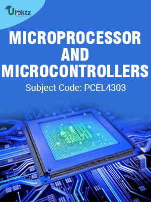 Important Question for  Microprocessor & Microcontrollers