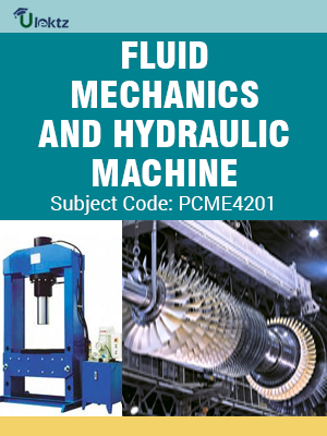 Important Question for  Fluid Mechanics and Hydraulic Machines