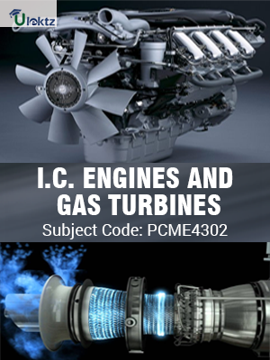 Important Question for  I.C. Engines & Gas Turbines