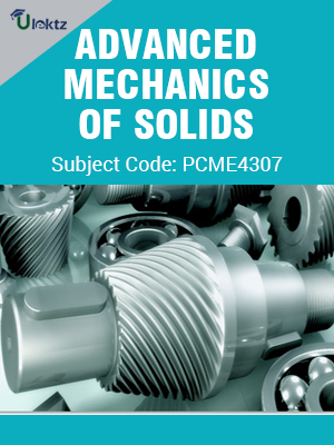 Important Question for  Advanced Mechanics of Solids
