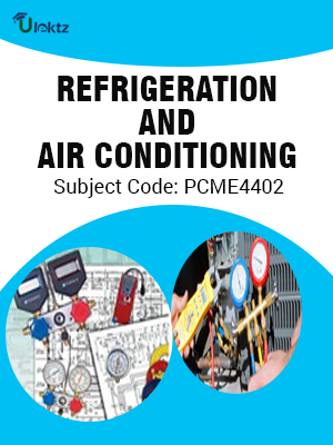 Important Question for  Refrigeration & Air Conditioning