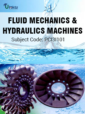 Important Question for  Fluid Mechanics & Hydraulics Machines