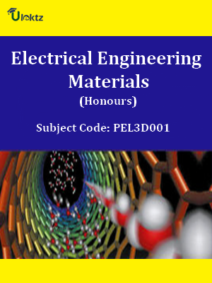 Important Question for  Electrical Engineering Materials (Honours)