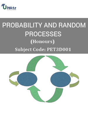 Important Question for Probability And Random Processes (Honours)