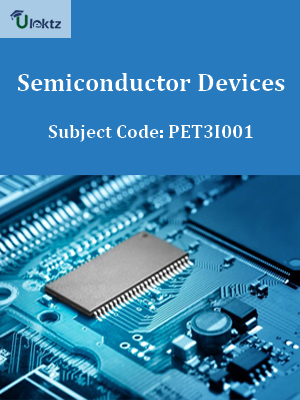 Important Question for  Semiconductor Devices
