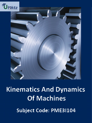 Important Question for Kinematics And Dynamics Of Machines