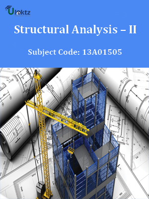 Important Question for Structural Analysis - II