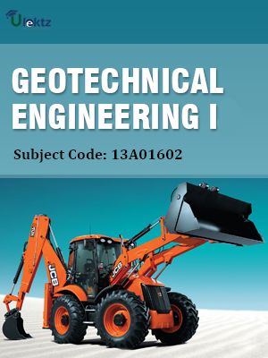 Important Question for Geotechnical Engineering - I