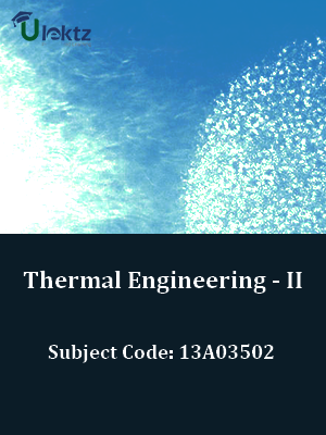 Important Question for Thermal Engineering - II