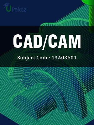Important Question for CAD CAM