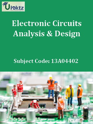 Important Question for Electronic Circuits Analysis & Design
