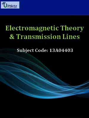 Important Question for Electromagnetic Theory & Transmission Lines