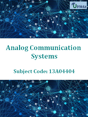 Important Question for Analog Communication Systems