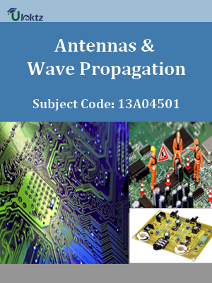 Important Question for Antennas & Wave Propagation