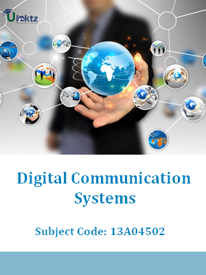 Important Question for Digital Communication Systems