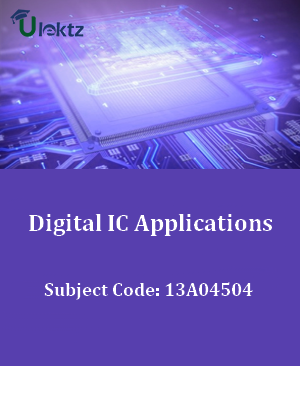 Important Question for Digital IC Applications