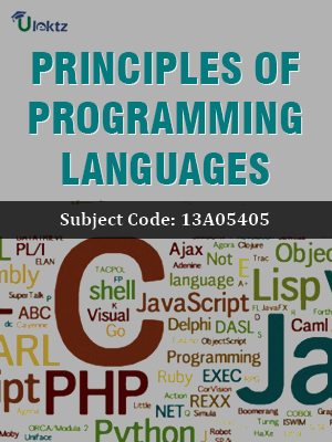 Important Question for Principles Of Programming Languages