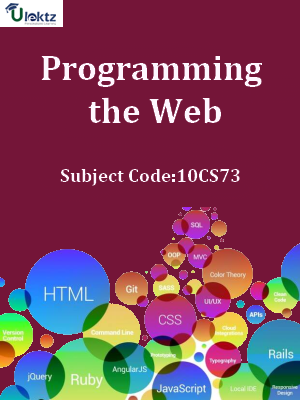 Important Question for Programming the Web