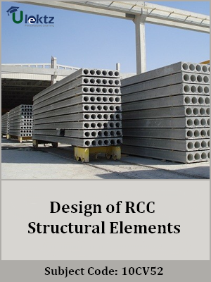 Important Question for Design of RCC Structural Elements