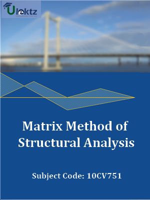 Important Question for Matrix Method of Structural Analysis