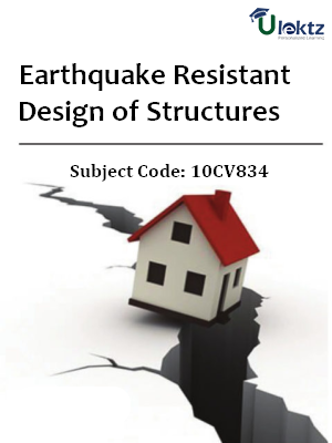 Important Question for Earthquake Resistant Design of Structures