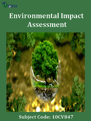 Important Question for Environmental Impact Assessment