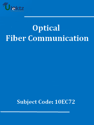 Important Question for Optical Fiber Communication