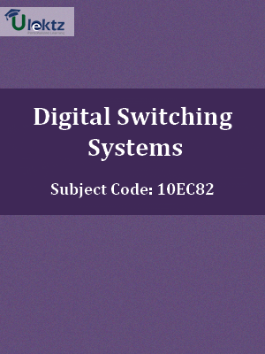 Important Question for Digital Switching Systems