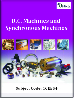 Important Question for D.C. Machines and Synchronous Machines