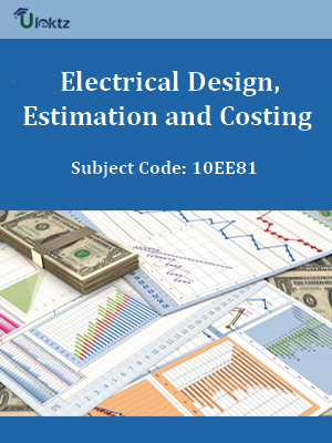 Important Question for  Electrical Design, Estimation and Costing