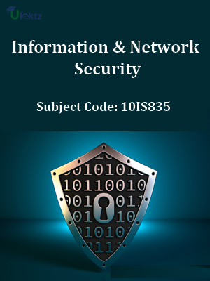 Important Question for Information and Network Security