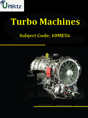Important Question for Turbo Machines