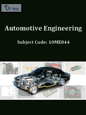 Important Question for Automotive Engineering