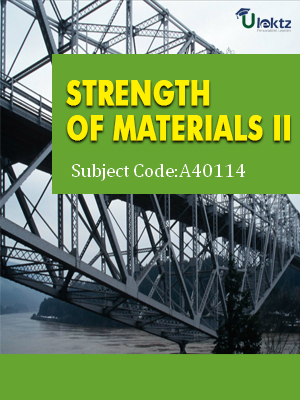 Important Question for Strength Of Materials - II